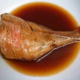 赤魚の生姜煮