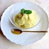 パイナップルアイスクリーム