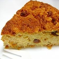 おからと酒粕のVEGANケーキ