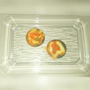 リッツオードブル☆キムチ&チーズ