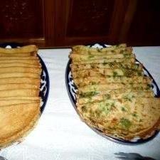 朝食用クレープ2種