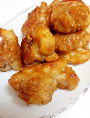 お弁当に(^^)鶏モモ肉のスイートチリソース♪
