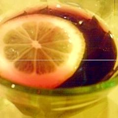 ぶどう酢レモンドリンク