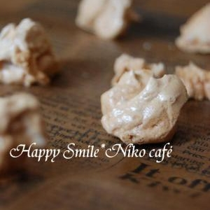 卵白1個☆サクサクメレンゲ菓子