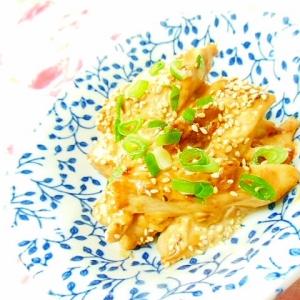 韓国味噌de❤鶏むね肉の味噌マヨ炒め❤