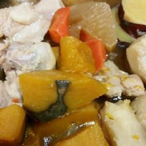 ホクホク◇たっぷり根菜の煮物