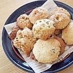 ぼろぼろクッキーで作る★さっくりクッキー