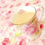 ふわラテde❤ズブロッカと生姜と林檎ジャムの珈琲❤