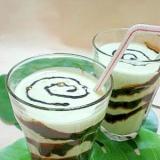 バリ島で飲む、美味し~い*◎アボカドジュース◎*