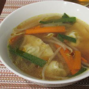 簡単!ワンタンスープ
