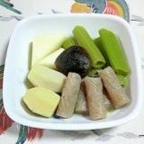 里芋と蕗の煮物