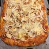捏ねない!混ぜるだけの簡単柔らかピザ生地