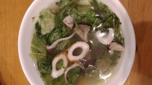 野菜であっさり☆中華スープ