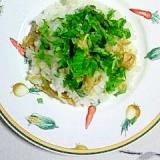貝柱ひも付きで作る、炊き込みご飯