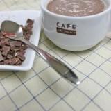 おうちカフェ♪ホットチョコレート