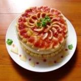 赤ちゃんも食べられる☆いちじくの米粉ケーキ