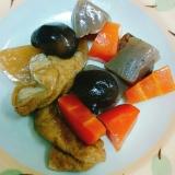 椎茸と人参の煮物☆煮しめ