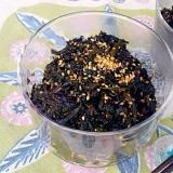 赤紫蘇佃煮☆赤じそジュースの絞りシソ使用