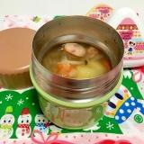 スープジャーで♪簡単ポトフ