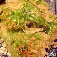 春の味覚♪ふきのとうと根菜の天ぷら