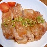 ズボラ油淋鶏 オーブンで