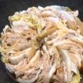 【失敗なしっ!】白菜と豚肉のミルフィーユ鍋♪
