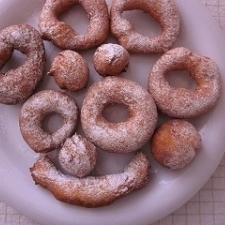 しっとり柔らか♪美味しいおからドーナツ♪