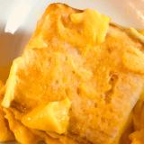 固くなったバームクーヘンで♡フレンチトースト