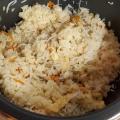 春の薫~筍&しらすの炊き込みご飯