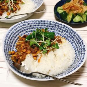 【10分で出来る】大豆たっぷりのサバカレー