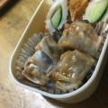 お弁当に☆海老マヨ風に冷凍焼売アレンジ