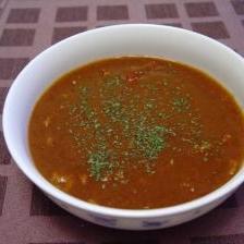 すりおろし野菜カレー(圧力鍋)