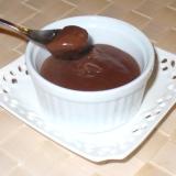 卵黄1個&レンジ使用☆調整ココアでチョコカスタード