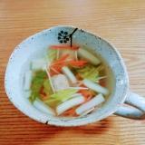 梅香る『さしす』で簡単肉団子スープ