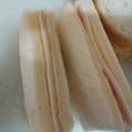 レタスハムチーズサンドイッチ★