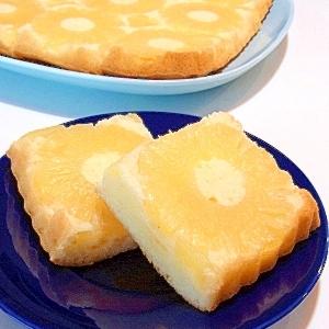 しっとりパイナップルケーキ