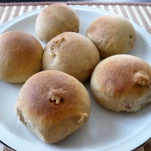 きな粉くるみパン
