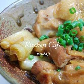 鶏肉の生姜煮
