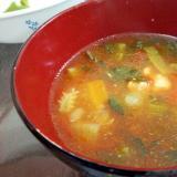 黒キャベツ(カーボロネロ)と鶏肉のトマト煮