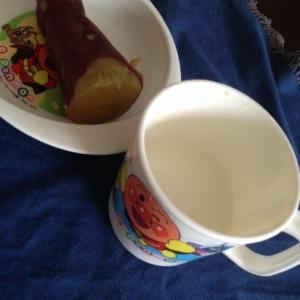 離乳食☆おいもミルク