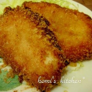 下味しっかりな魚フライ【沖ボラ】