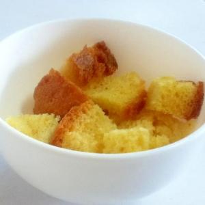 強力粉なしの小麦粉だけ!卵なしでもふっくらパン