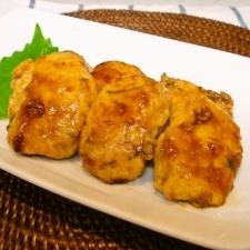 鶏挽き肉の豆腐ナゲット♪