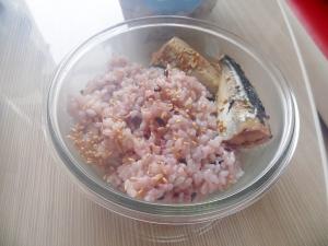 サンマご飯