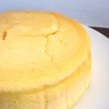 米粉de濃厚スフレチーズケーキ