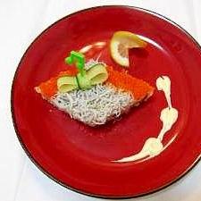 洋風★しらすdeちらし寿司★ひな祭りにも