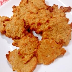 余ったパン耳でクッキー風ミニフレンチトースト