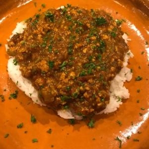 水なし!野菜たっぷりヘルシー鶏挽肉のキーマカレー