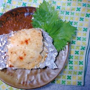 鯖のマヨ焼 みんな大好きマヨネーズ味!