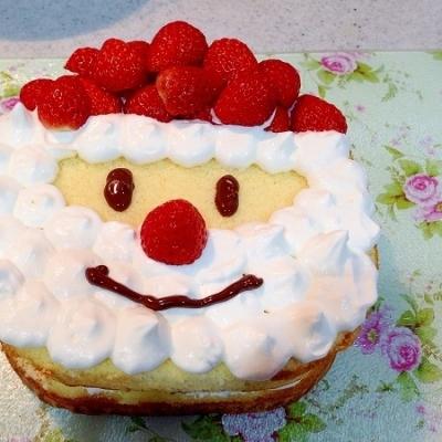 子供が喜ぶ!菓子作りが初めてでもできるクリスマスケーキ5選